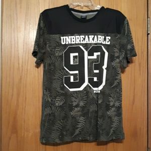 Zoo York Large T-shirt 93 Unbreakable